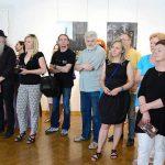Ulma -Moje konstelacje - wernisaż wystawy u Attavantich