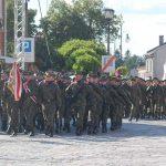 Przysięga Żołnierzy Obrony Terytorialnej w Jarosławiu