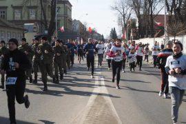 Tropem Wilczym - bieg w Jarosławiu
