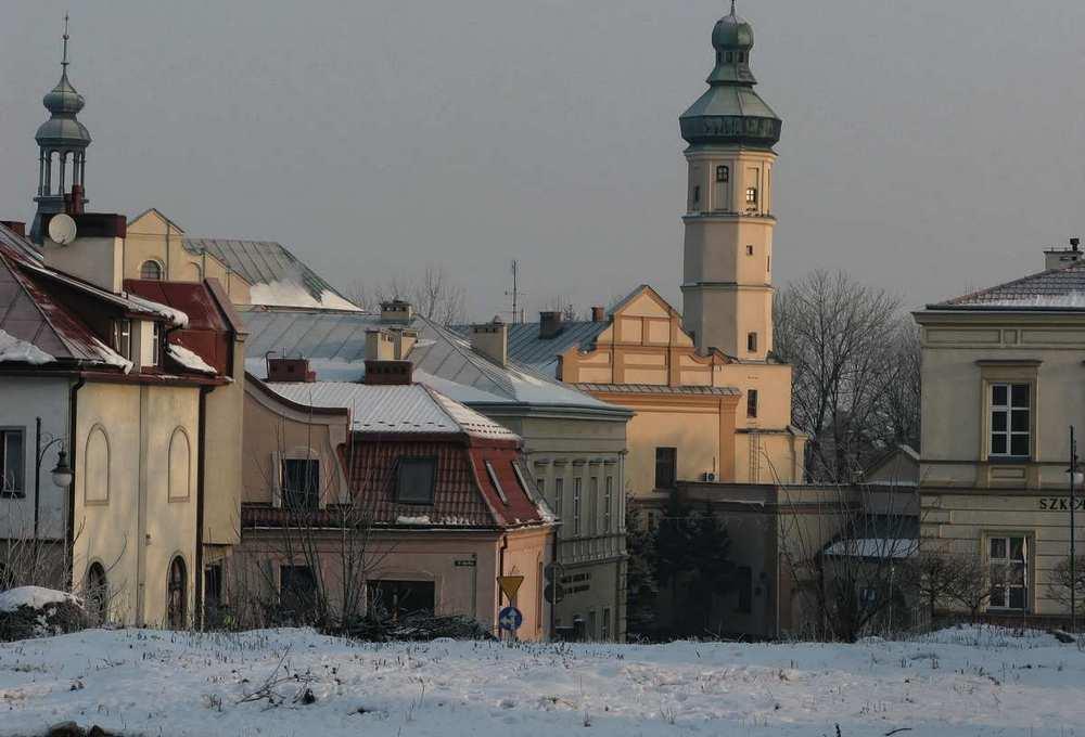 Jarosław w zdjęciach - kościół opactwo