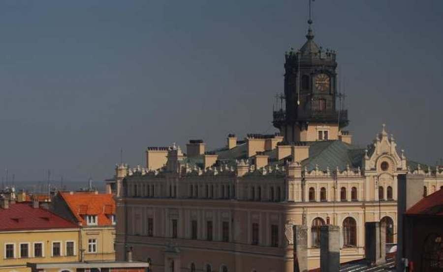 Zdjęcie jarosławskiego ratusza