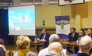 Spotkanie Burmistrza Miasta w szkole nr.11