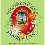 Jarosławskie pisanki - plakat