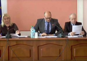 Jarosław - sesja rady miasta
