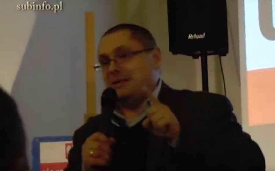 Spotkanie z Terlikowskim w Jarosławiu
