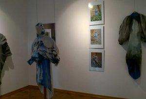 Wernisaż wystawy Żmurko - Sieradzkiej -u Attavantich