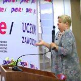 Wykład na PWSTE Jarosław - dr.Piotrowska