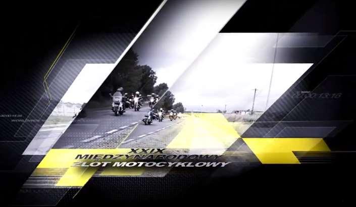 Zapowiedź XXIX Zlotu Motocyklowego w Radawie