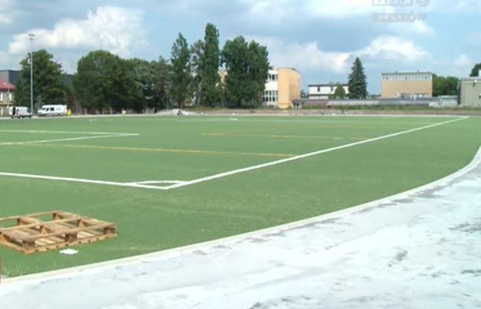 Modernizacja stadionu miejskiego