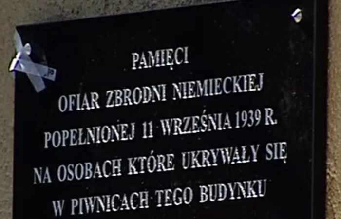 Upamiętnienie jarosławian zabitych we wrześniu '39